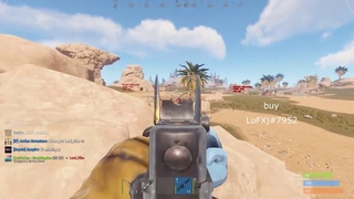 Rage/Legit Cheating on Rust | Stream Sniping with Cheats Rust | AimBot & ESP & Silent | ft. Luxe