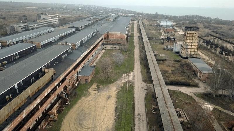 Керчь и её окрестности 13 Керченский металлургический завод Место где я работаю