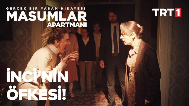 Safiye İnci'ye Tokat Atıyor Masumlar Apartmanı 25 Bölüm Final Sahnesi
