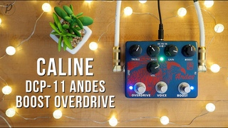 Caline DCP-11 Andes Boost Overdrive