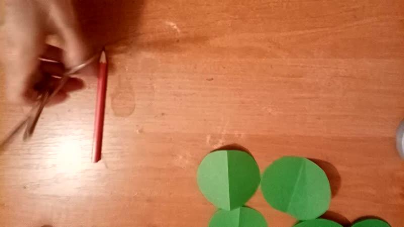 Тема урока Арбуз бумагопластика для 3 и 4 классов