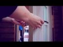 Монтаж ручки в межкомнатную дверь Установка межкомнатного замка женскими руками