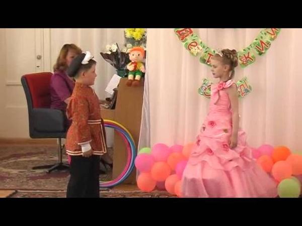 Емеля и принцесса сказка на новый лад