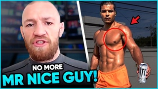 Conor McGregor sends a message to Dustin Poirier, Paulo Costa looking SKINNY, Justin Gaethje respond