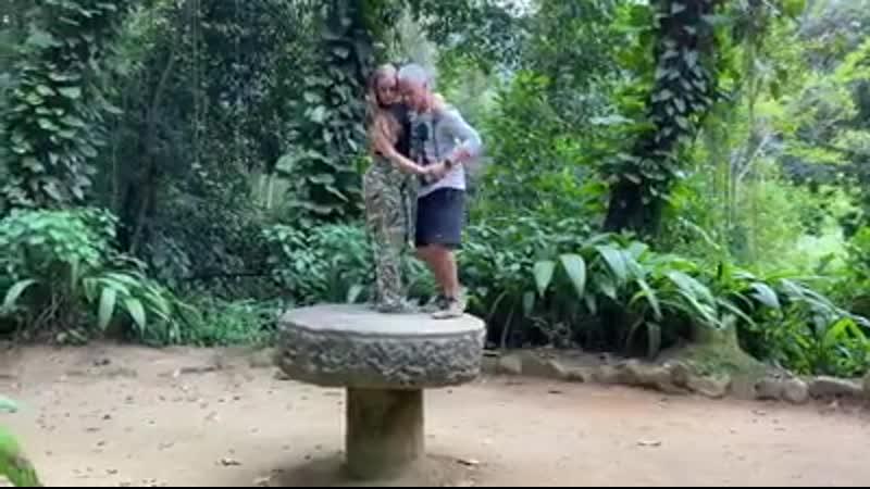 Танго Канженге Márcio Carreiro Cheila Oliveira Jardim Botânico RJ  EsTANGOstoso  Mayara Oliveira 11 Outubro 2020