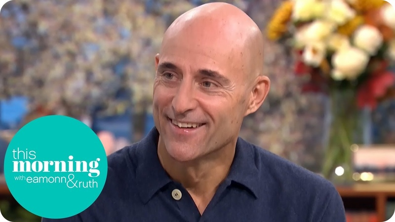 Mark Strong Talks Upcoming Cruella Film and Producing His New Series This Morning