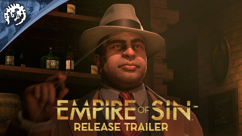 Empire of Sin | Release Trailer