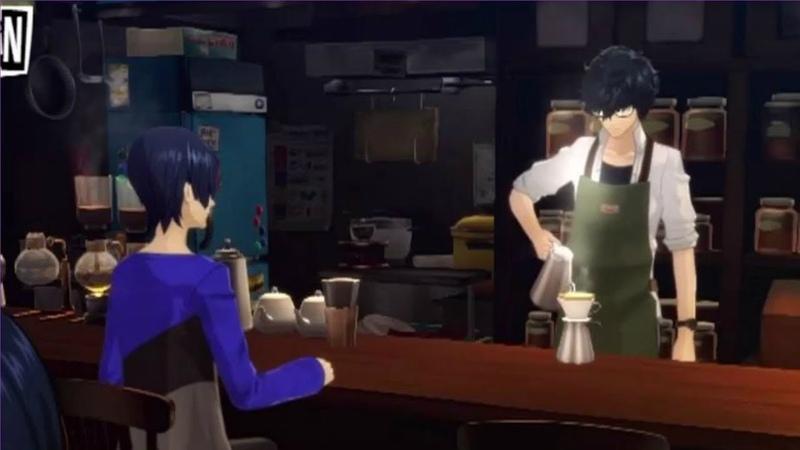 Joseph Anderson Persona 5 streams Best Moments