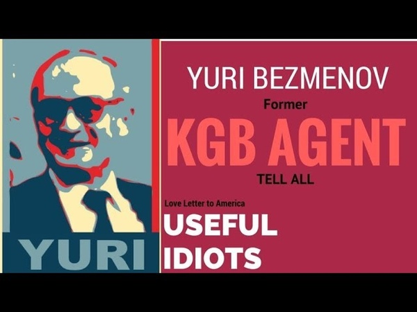 FASCINATING KGB Defector Yuri Bezmenov reveals Russian Subversion Tactics Full Interview