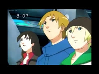 Transformers Galaxy Force Episode 13