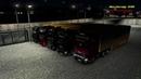 Совместный конвой EVOQUE и VTC TRADE AUX