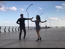 Парни И Девушка Танцуют Очень Красиво Весело В Баку 2019 Лезгинка Лейла ALISHKA ELXAN NELYA