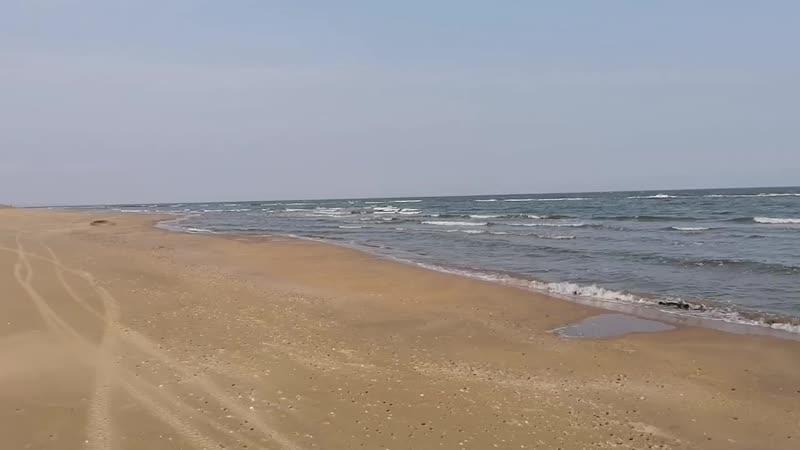 Каспийское море с Восторгом Души