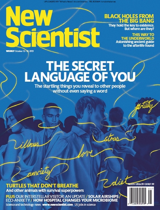 New Scientist - 12.10.2019