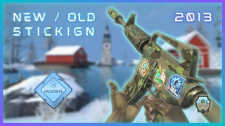 NEW MAP OPERATION / OLD SOUVENIR M4A1-S / DREAMHACK 2013