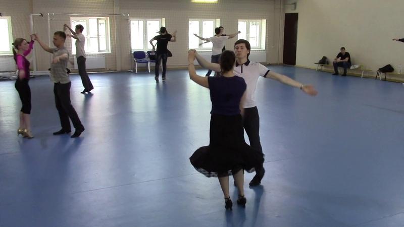 Вальс мазурка Танцы