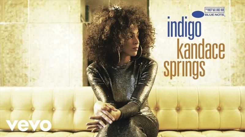 Kandace Springs Simple Things Audio ft Scat Springs