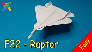 Стелс истребитель F-22 (Raptor)