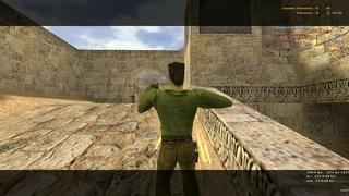 CS DM FFA AIM Counter-Strike 1.6 (2003) Украли руки))