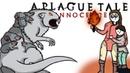 ЧУМОВЫЕ ПАЦЮКИ - ОБЗОР A PLAGUE TALE INNOCENCE