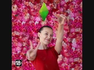 The sims 4   милли бобби браун готова начать свой путь к славе