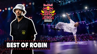 B-Boy Robin   All Rounds   Red Bull BC One World Final 2019