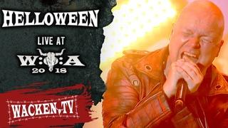Helloween - I Want Out - Live at Wacken Open Air 2018