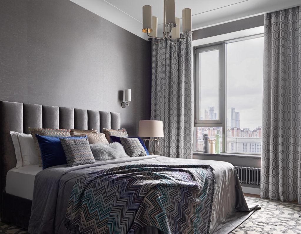 Квартира для молодого человека, 75 м² от Татьяны Горшковой