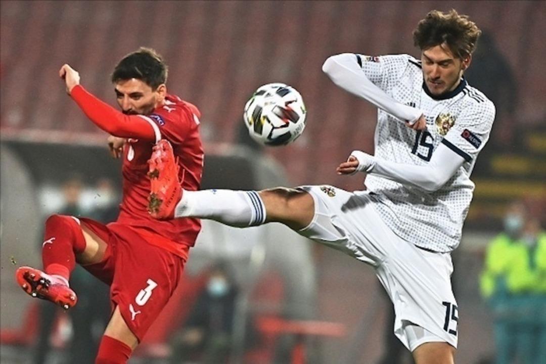 Сербия - Россия, 5:0. Лига Наций
