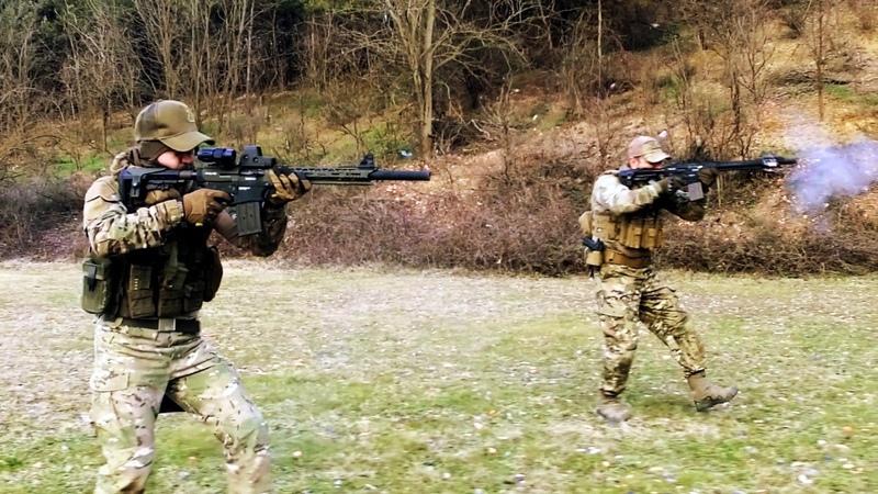 Derya Arms MK12 Resmi Tanıtım Videosu