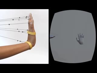 Wireality- Enabling Complex Tangible Geometries in Virtual Reality with Worn Multi-String Haptics