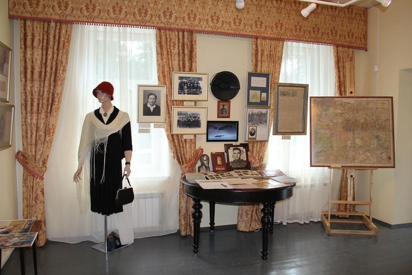 Боевая карта командира полка Михайлова в музее имени Дунина-Горкавича