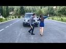 Девушка Танцует Вулгарно Красиво На Улице С Парнем Самая Красивая Лезгинка Чеченская 2020 ALISHKA