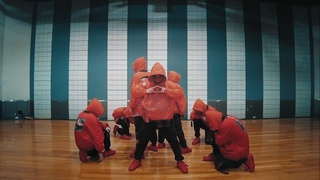 Hey! Say! JUMP - 「狼青年」Dance Practice Video