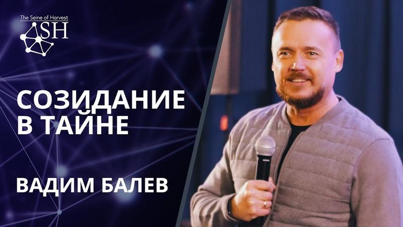 Созидание в Тайне Вадим Балев Киев 4 1 2020