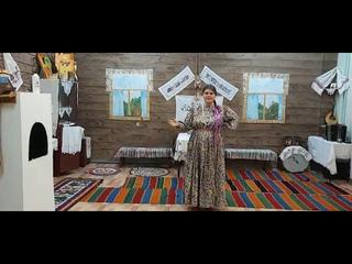 Махонька - частушки  Рудного Алтая, записаны О.А.Абрамовой,  исполняет Мария Бобровская