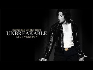 UNBREAKABLE (Live from Invincible World Tour - 2002) - Michael Jackson