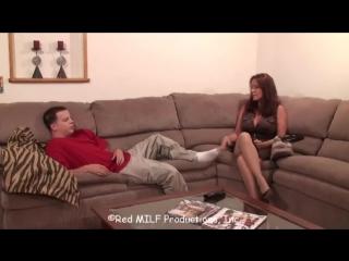 Sexy women on thongs having sex