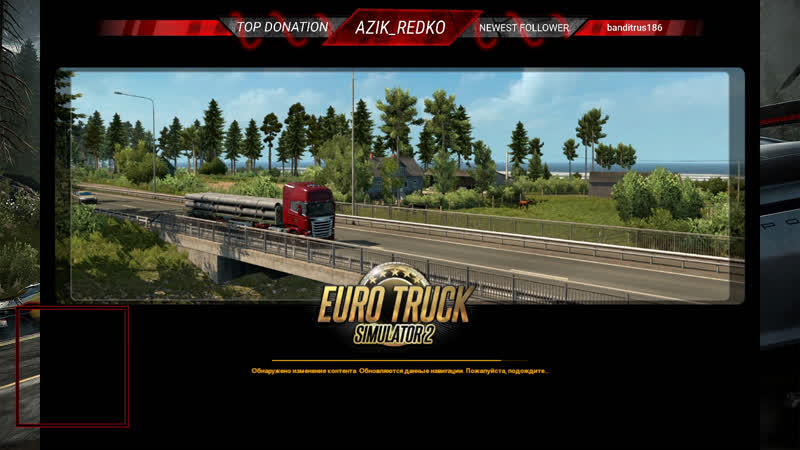 RUS KoR Катаем Рейсы присоединяйся к нам прямо сейчас AZIK REDKO TruckersMP ETS2 WorldofTrucks SCSSoftware