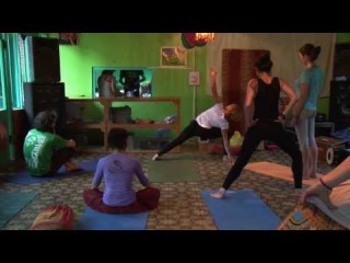 Hatha Yoga 2 -Easy Ground Work - Full 33 Minute  Kashyrskaja