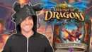 (Hearthstone) Descent of Dragons Card Reveal - Scion of more!