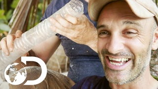 How To Turn Sea Water Into Drinking Water   Ed Stafford: First Man Out