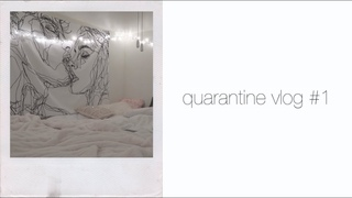 Quarantine Vlog // Oat Milk Chai Tea Latte Recipe