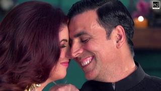 Akshay Kumar and Twinkle Khanna for PC Jewellers