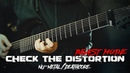 Check the Distortion - Beast Mode - Guitar Playthrough