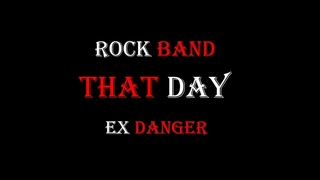 That Day (ex Danger) - Поделом (Old Biker's House)