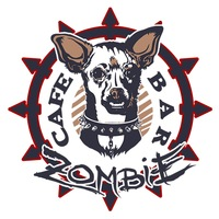 "Логотип ""Zombie - BAR"" (samara) Самарская 84"