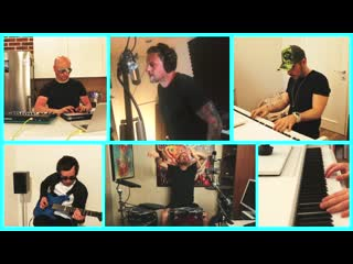 Filatov & Karas, Deepest Blue - Give It Away (At Home Sessions)