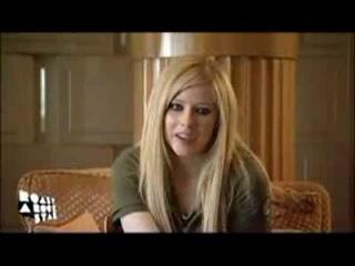 Avril Lavigne - Roast a Rockstar Interview