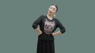 Башкирский женский танец